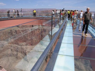 GrandnCanyon Skywalk Arizona